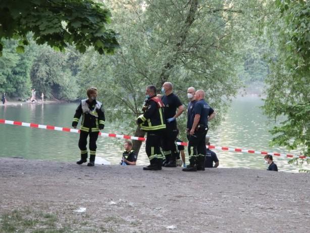 Unfälle: Mann im Weißen See tödlich verunglückt