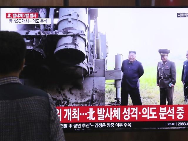 Atommacht: Nordkorea bestätigt neuen Raketentest