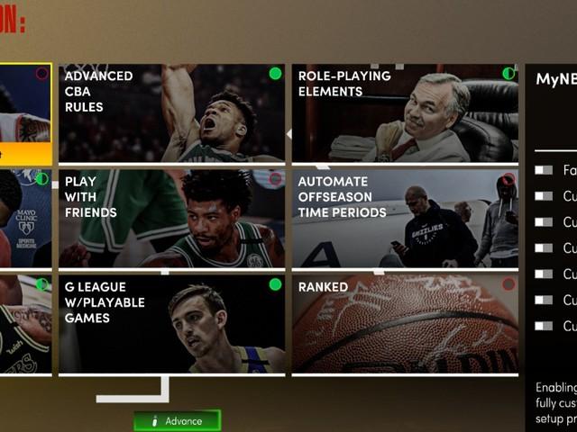 NBA 2K21 - Next-Gen-Neuerungen: Erweiterte Meine-Karriere-Story und der Modus 'Meine NBA'