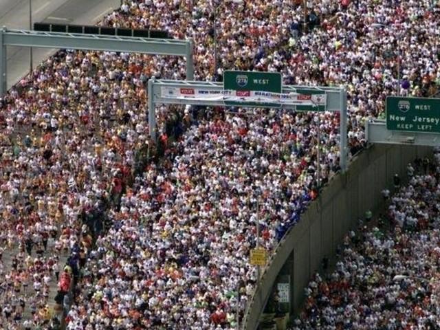 Marathon in New York findet in diesem Jahr statt