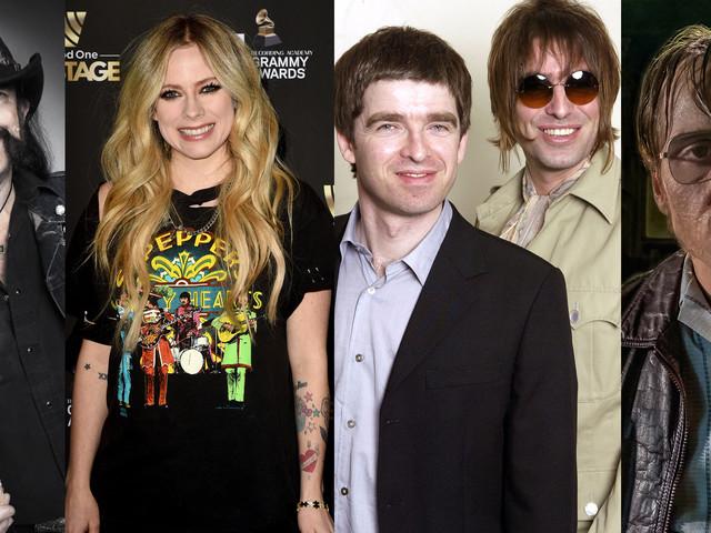 Avril Lavigne ist Kanadas Antwort auf die Vogelgrippe – dazu Lemmy, Weezer und Oasis-Häme: Die Popwoche auf einen Blick