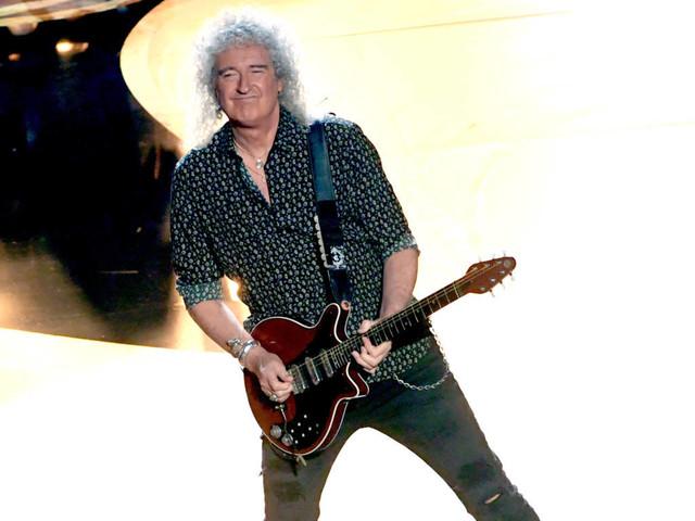 Queen-Gitarrist Brian May freut sich über Songauswahl von Chicagoer in Quarantäne