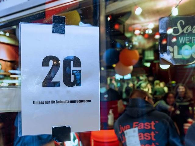 2G-Regel in Hamburg: Maskenpflicht fällt!