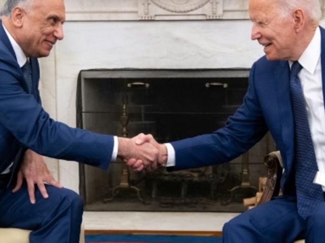 Biden kündigt Ende von Kampfhandlungen der US-Truppen im Irak an