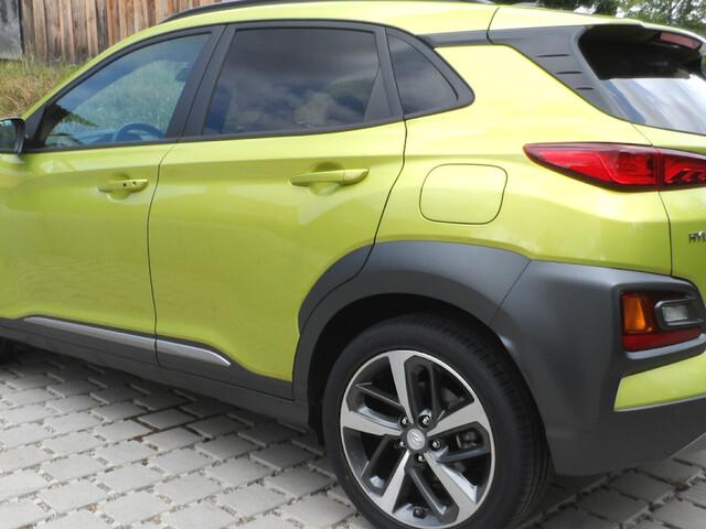 Hübsch gestylt und gut zu fahren: Hyundai Kona