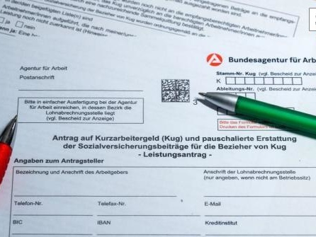 Scholz will leichteren Zugang zu Kurzarbeitergeld verlängern