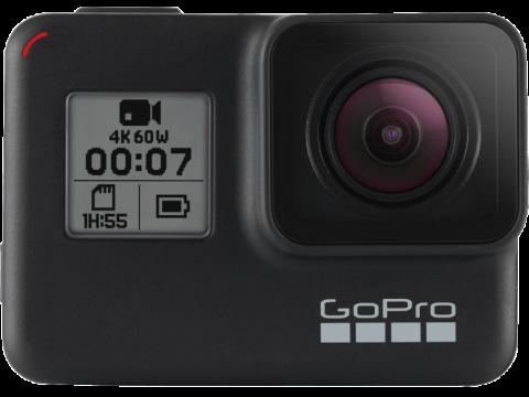 GoPro Hero 7 Black günstig sichern: Erlebnisse in ultraflüssigen 4K-Videos festhalten (gesponsert)