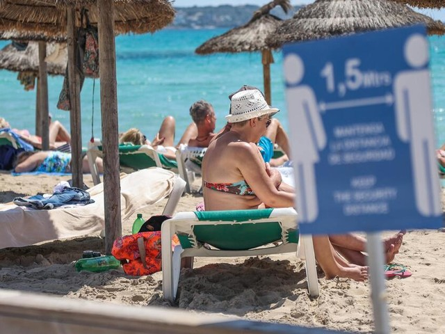 Spanien öffnet Grenzen für Touristen - Deutschland hält Restriktionen aufrecht