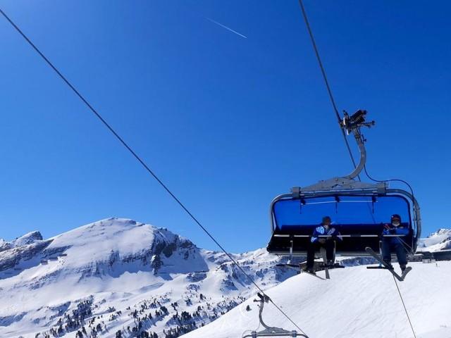 Für Ungeimpfte wird das Skifahren unbequem