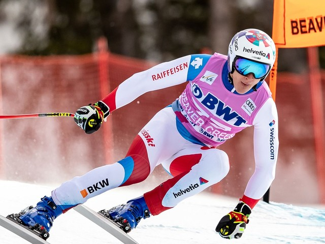 Ski alpin in Beaver Creek: Erfolg im Super-G - erster Weltcupsieg für Schweizer Odermatt