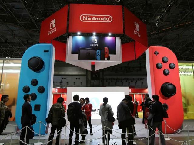 Videospiele: Absatz von Nintendos Switch-Konsole sinkt