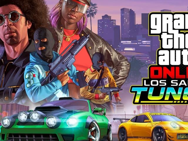 """Grand Theft Auto 5 - GTA Online: Großes Update """"Los Santos Tuners"""" veröffentlicht"""