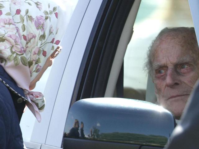 Prinz Philip (97) hatte einen Autounfall: Verdacht auf Hirnblutung!
