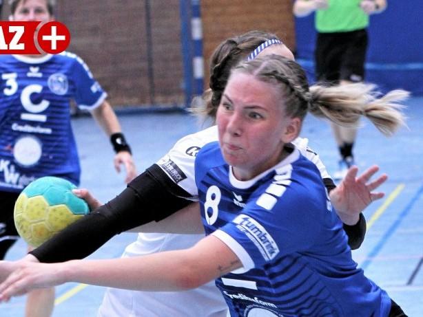 DAMENHANDBALL: Wittens Oberliga-Team zeigt noch große Schwächen