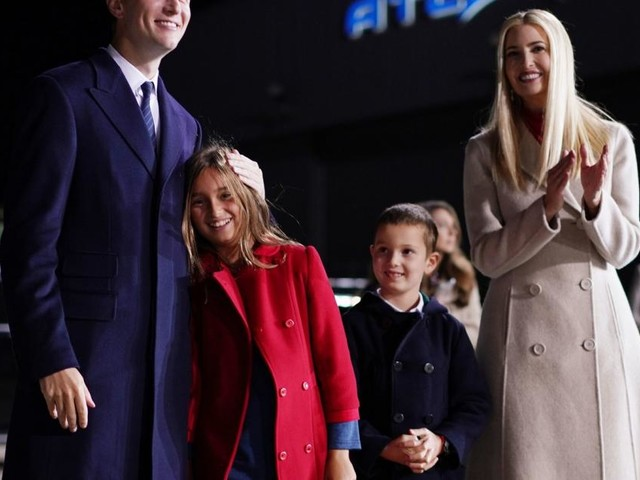Ivanka Trump und Jared bauen neue Luxus-Bleibe und suchen neues Image