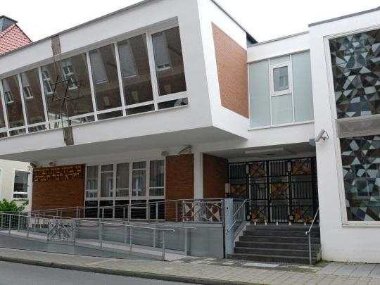 Nahost-Konflikt - Staatsschutz ermittelt nach Vorfällen vor zwei Synagogen in NRW