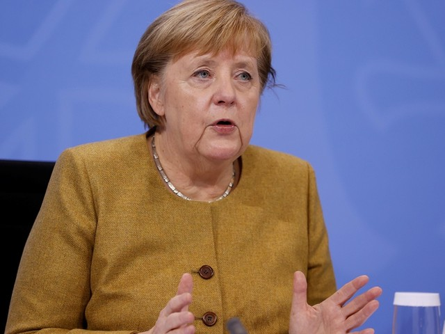 Merkel verkündet Lockdown-Verlängerung – und fordert erneute Kraftanstrengung