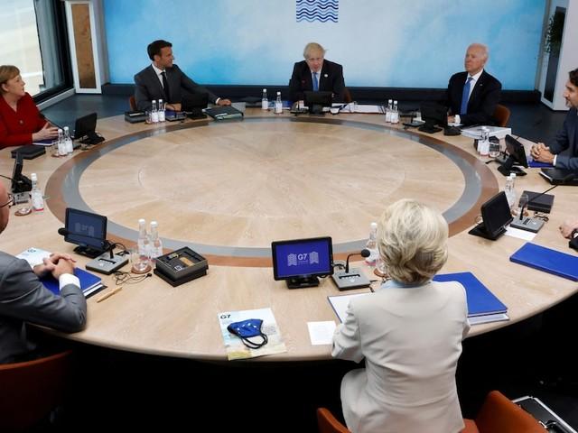 G7-Gipfel in Cornwall - Auf Bidens Balsam für die Deutschen folgt große Ernüchterung hinter den Kulissen