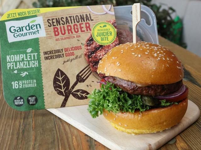 EU-Parlament: Veggie-Burger dürfen weiter Burger heißen