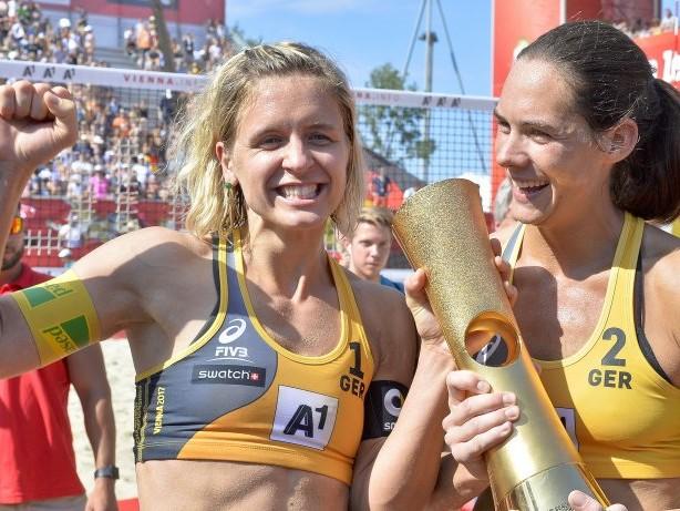 Beachvolleyball: Nächste Titelchance für die Golden Girls