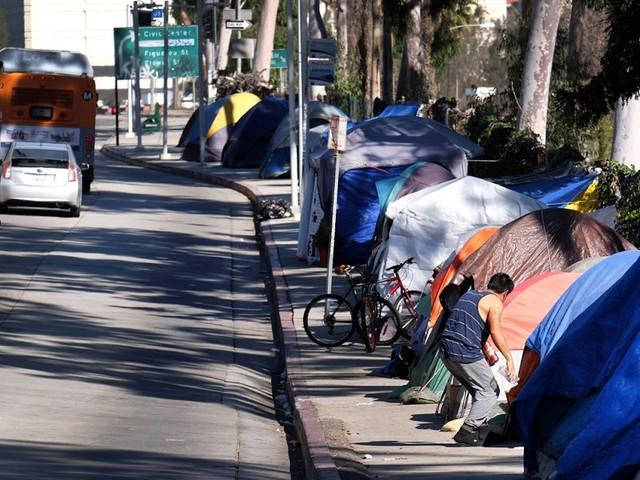 Die arbeitenden Obdachlosen der USA