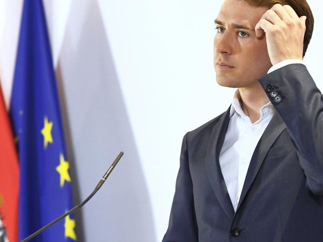 Termine abgesagt: Krankheits-Rückfall bei Sebastian Kurz
