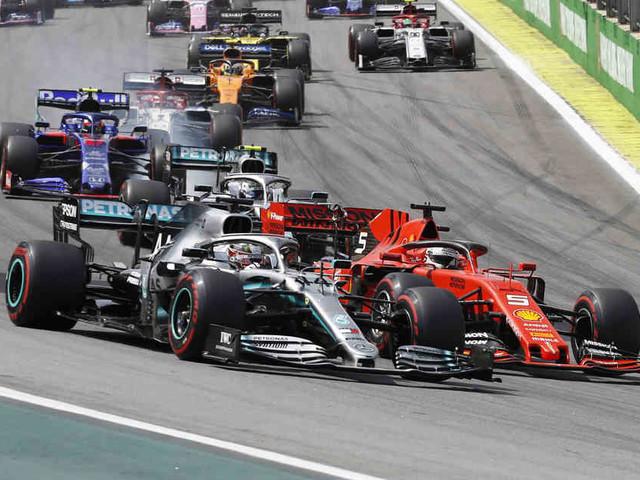 Rennen, TV-Übertragung, Cockpits: Alle Infos zur Formel-1-Saison 2021