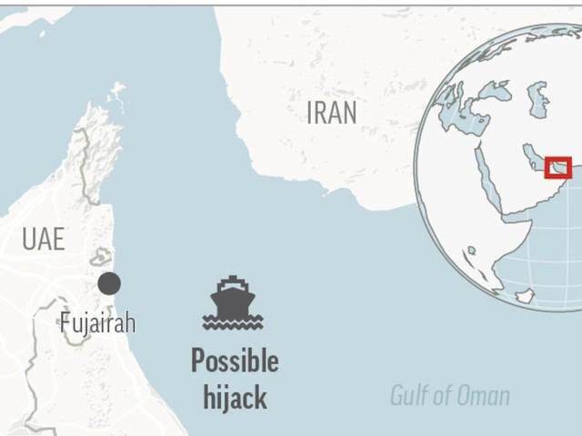 Großbritannien beschuldigt Iran - Wurde im Golf von Oman ein britischer Tanker von bewaffneten Männern entführt?