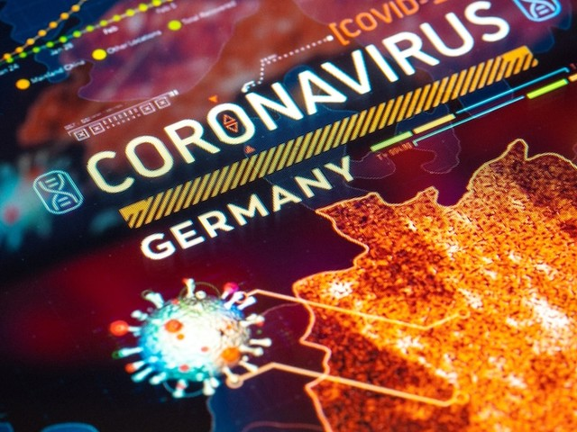 Aktuelle Corona-Zahlen - 2015 Neuinfektionen in Deutschland - R-Wert sinkt erneut