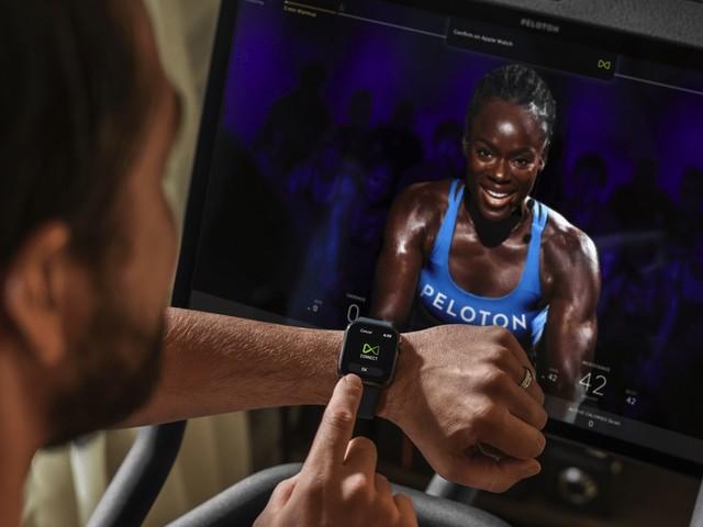 Peloton plant Armband zur Messung der Herzfrequenz