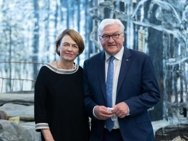 Steinmeier eröffnet Ausstellung «Diversity United»