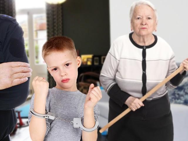 Kleiner Timmy (9) von eigener Großmutter wegen versuchten Enkeltricks angezeigt