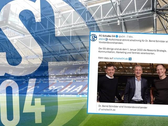 Vorstand umstrukturiert: Schalke holt neuen Klubchef von Bayer Leverkusen