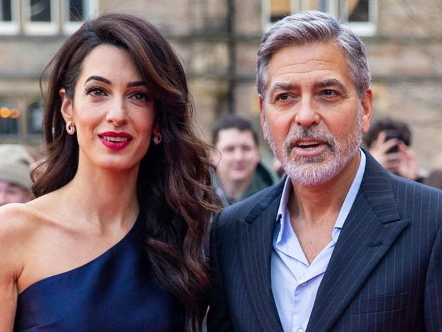 Amal + George Clooney: Luxus-Anwesen am Comer See von Überflutungen betroffen