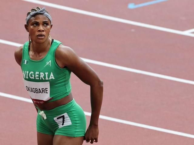 Positiver Doping-Test bei Olympia 2021: Nigerias Sprintstar Blessing Okagbare suspendiert