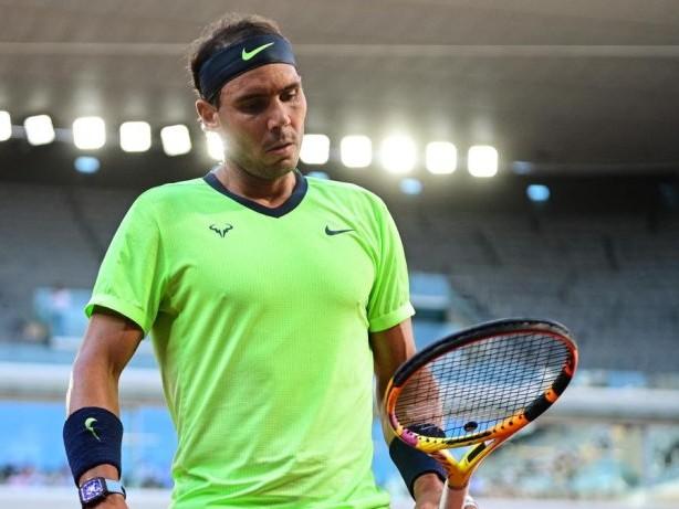 Tennis: Tennis-Star Nadal verzichtet auf Wimbledon und Olympia
