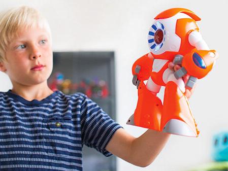 Smart Toys: Wie vernetzte Spielkameraden Kinder aushorchen