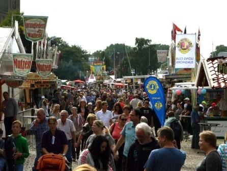 Besuchen Sie Volksfeste in der Region?