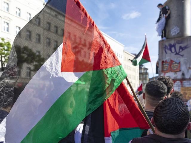 Polizei untersucht Strafbarkeit von Parolen bei pro-palästinensischer Demonstration