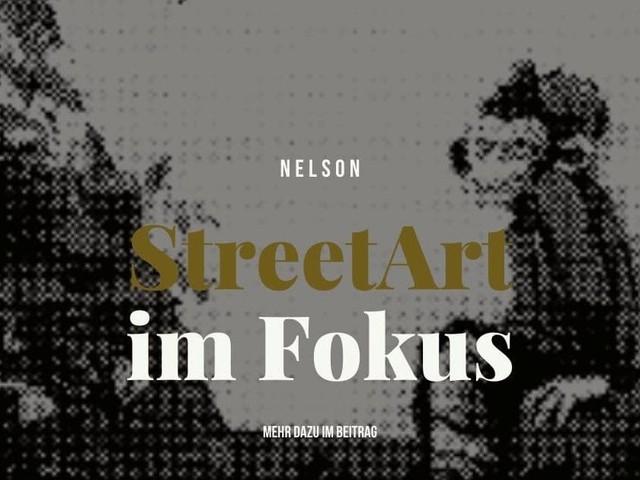 Streetartist Nelson   Ist das Russlands Banksy
