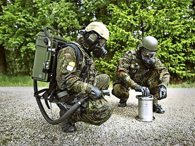 """ABC-Soldaten üben im Kreis Ludwigsburg: """"Strong Soldiers"""" im Hinterland"""