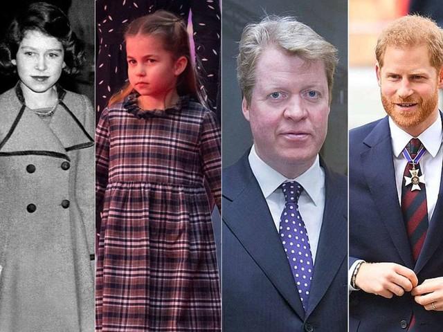 Familienähnlichkeit bei den Royals: Wie aus dem Gesicht geschnitten