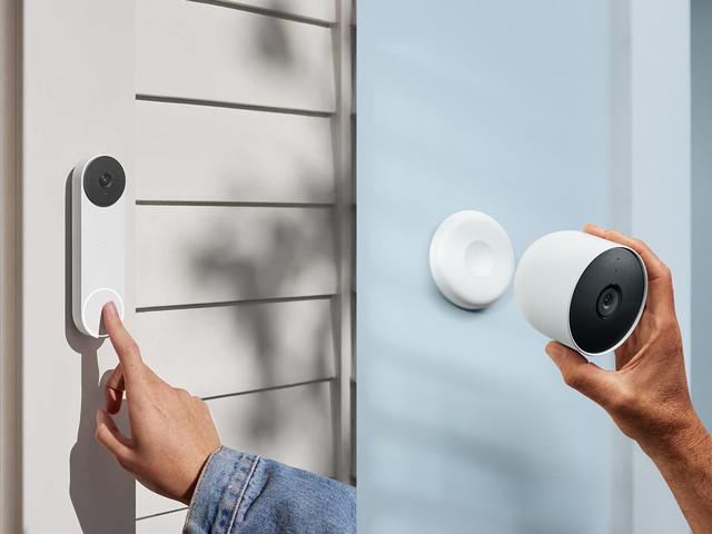 Google Nest Doorbell und Cam: Sicherheit zum Tiefpreis
