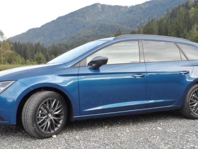 """Olè, olè – Fahrspaß mit dem Seat Leon ST - Version """"Connect"""" im Auto-Praxistest"""