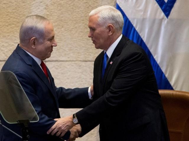 Pence: US-Botschaft bereits Ende 2019 in Jerusalem