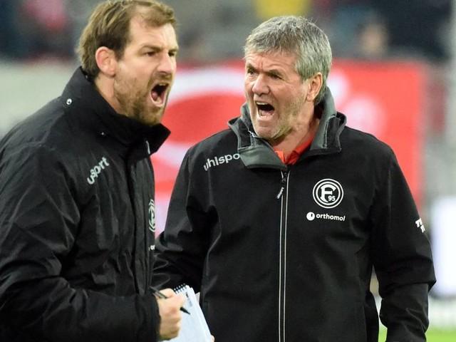 Nach Anfrage von Funkel: Warum Fortunas Co-Trainer Kleine dem 1. FC Köln absagte