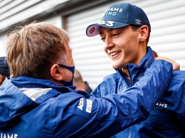 Aber Bottas bleibt in Formel 1: Russell steigt bei Mercedes zu Hamilton auf