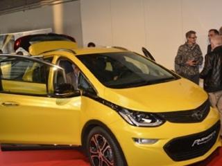 Das Elektroauto Opel Ampera-e