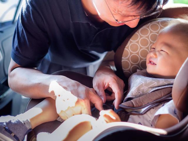 Kinder sicher anschnallen: Diese 3 Fehler solltet ihr vermeiden
