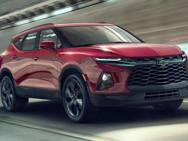 Chevrolet Blazer: Dieser Crossover hätte auch ein Opel sein können